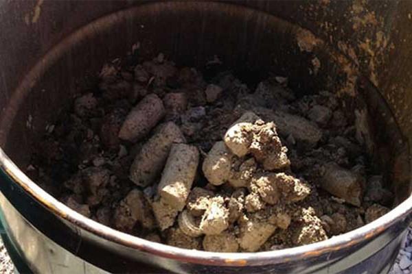 Soil Cuttings Removal / Disposal